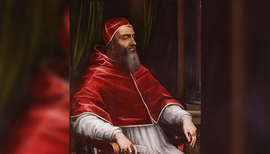Pope Clement VII Escapes – December 6, 1527 AD