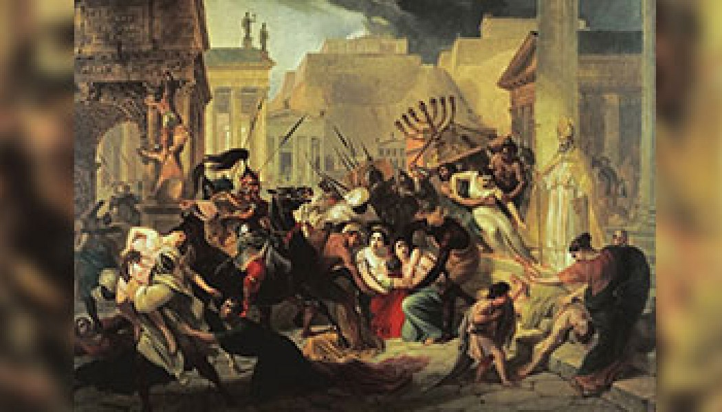 The Sacking of Rome – June 16, 455 AD