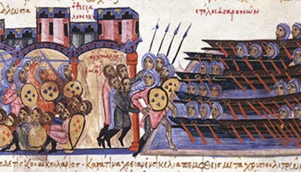 Thessalonica Sacked – July 31, 904 AD