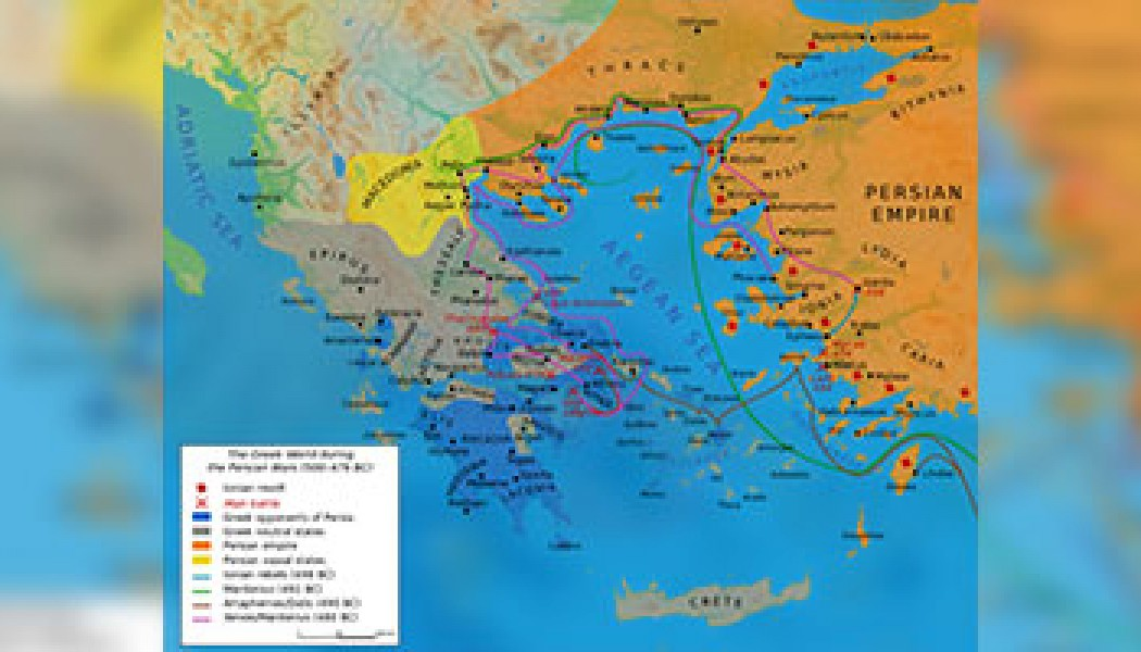 Battle of Thermopylae – August 9, 480 BC