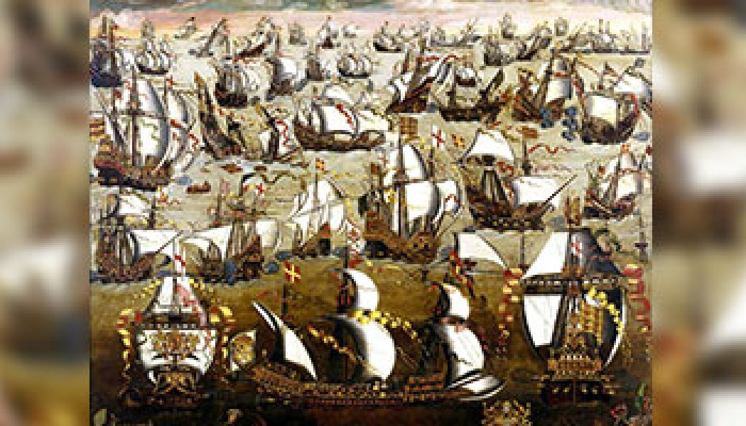 The Invincible Armada – September 15, 1588 AD