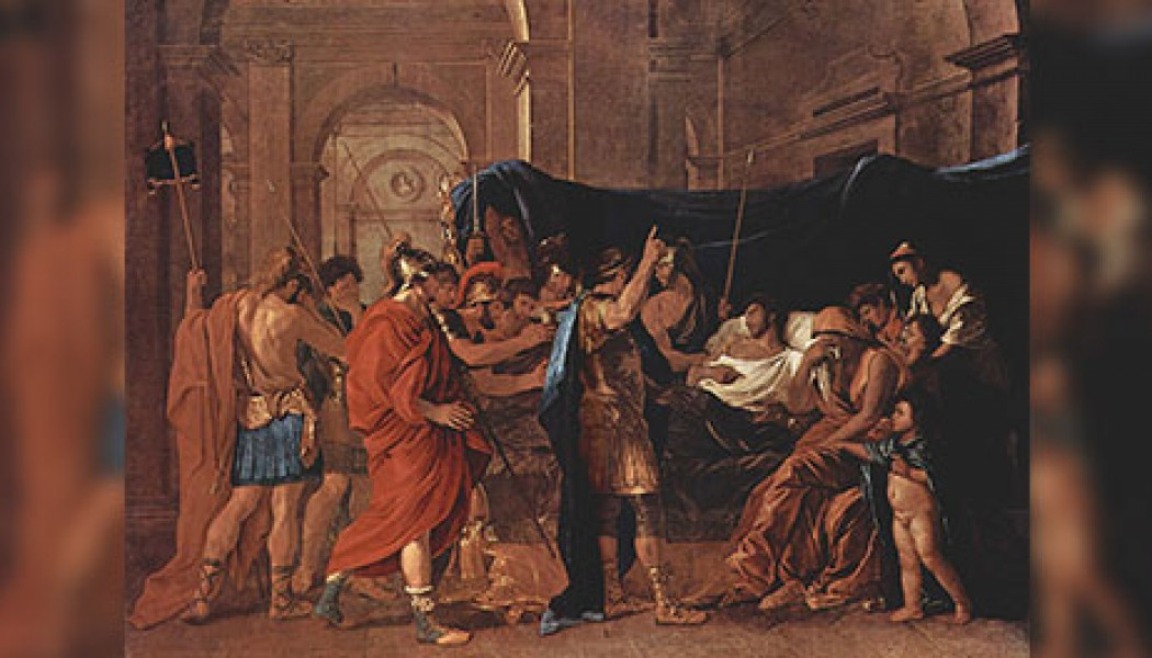 Germanicus Poisoned – October 10, 19 AD