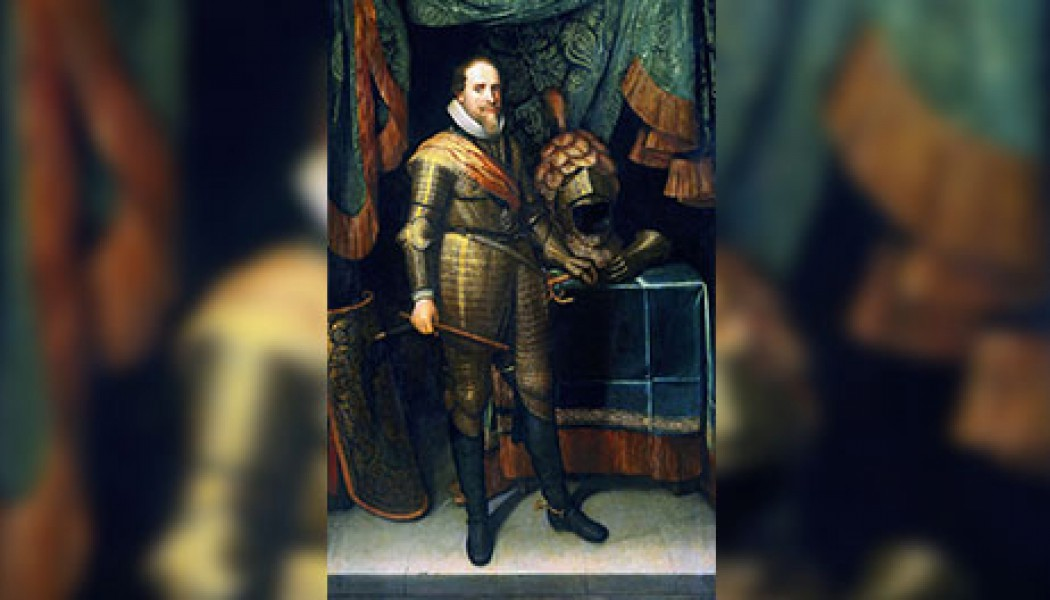 Maurice of Nassau – November 1, 1582 AD