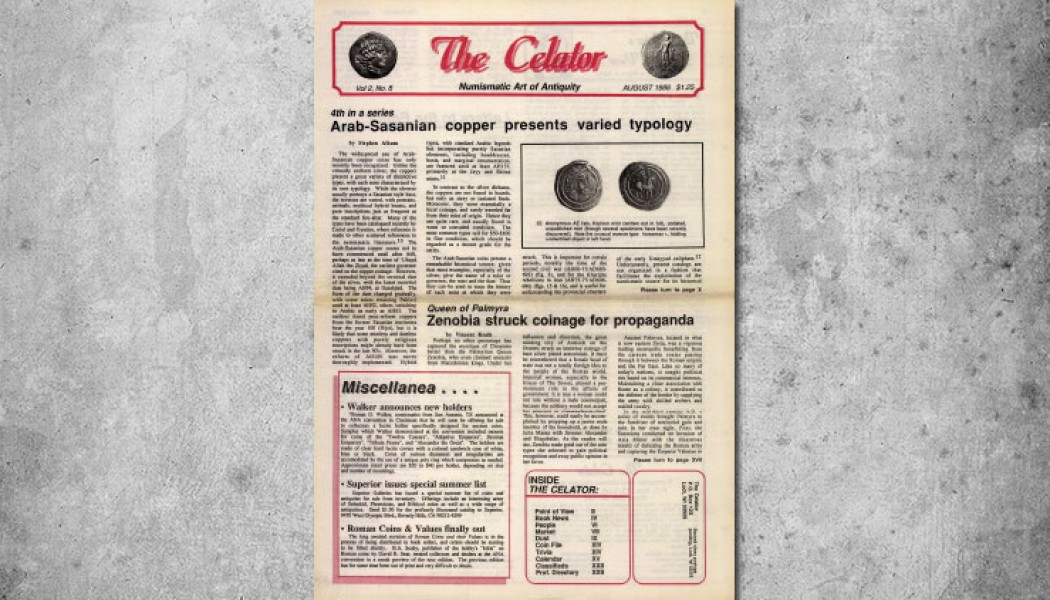 The Celator – Vol.02 No.08