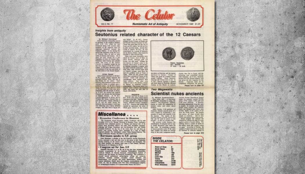 The Celator – Vol.02 No.11