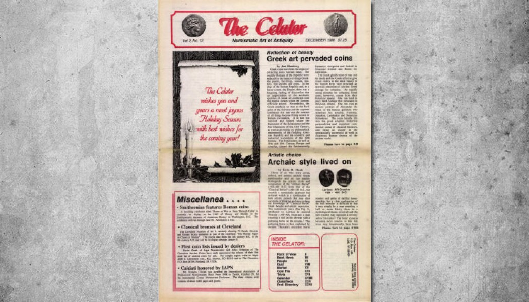 The Celator – Vol.02 No.12