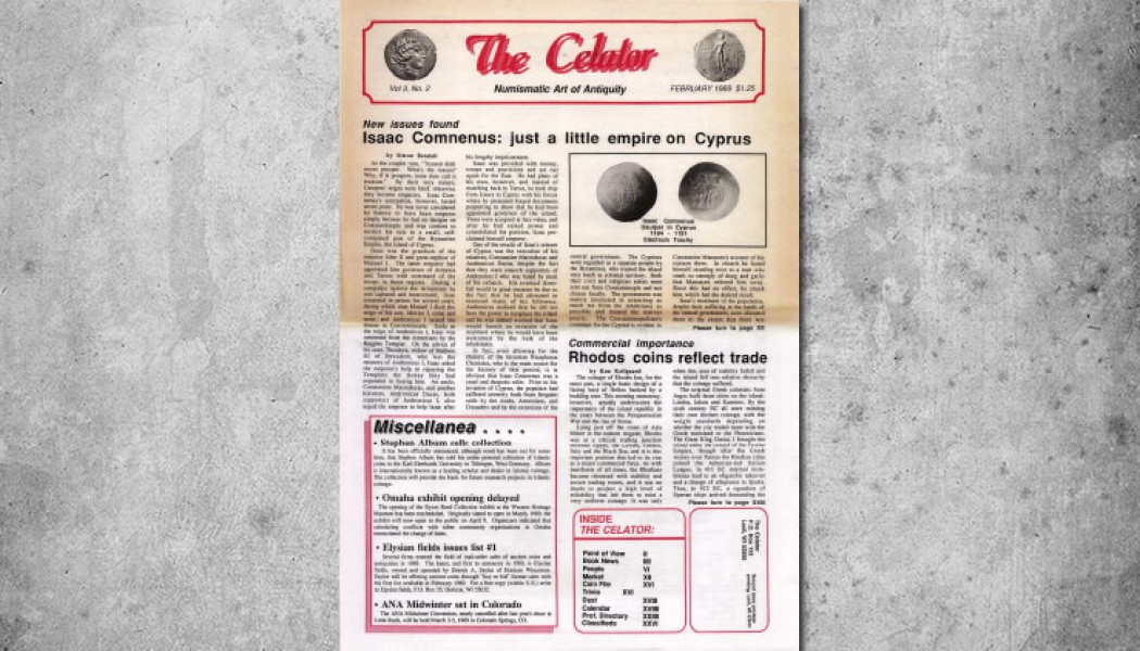 The Celator – Vol.03 No.02