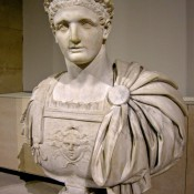 Domitian, Emperor. September 13, 81 AD.