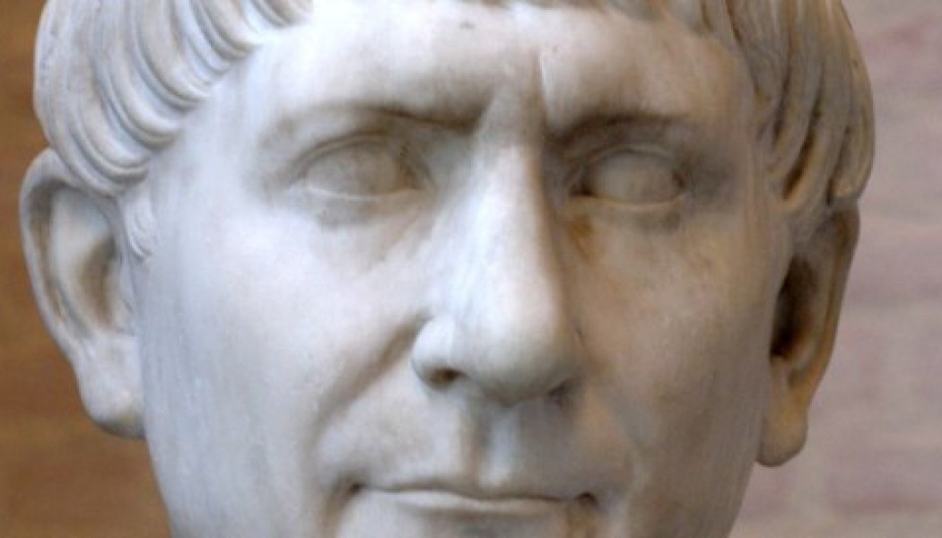 Trajan, Nerva´s successor.  October 28,97 AD.