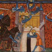 The Siege of Jerusalem. September 20, 1187.