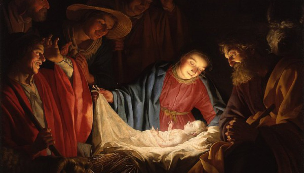 The Nativity of Christ. December 25.