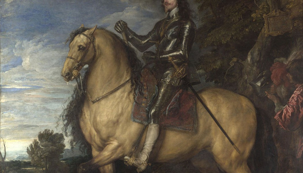 Charles I, King of England, Scotland and Ireland. March 27, 1625.