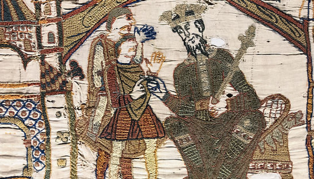 Edward The Confessor. April 3, 1043.