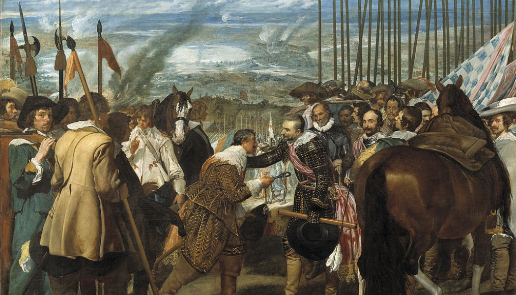 The Surrender of Breda. June 5, 1625.