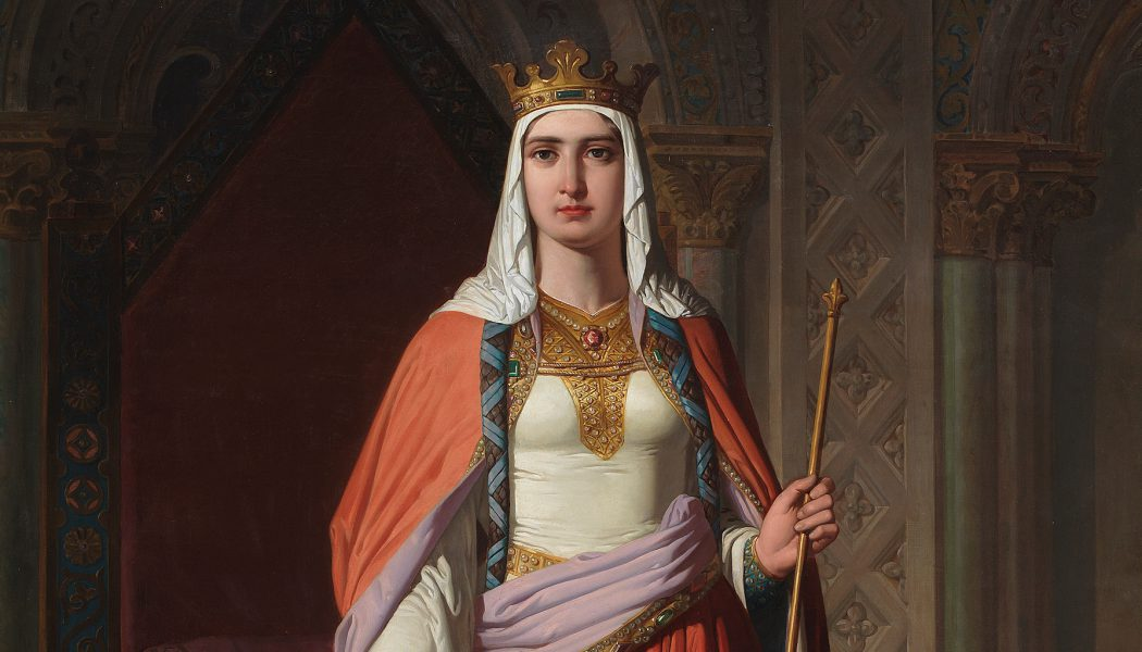 Queen Urraca. March 8, 1126.