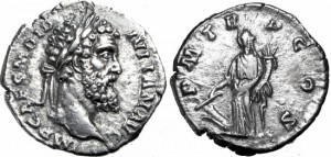 Didius Julianus. AD 193. attractive portrait and bold.