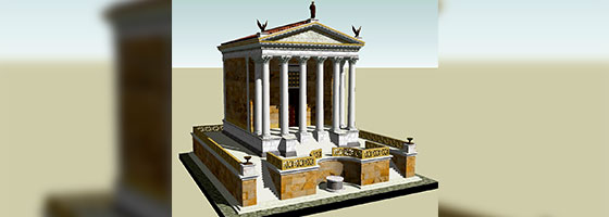Temple of Caesar