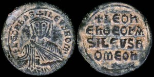 Leo VI Follis - Constantinople Mint