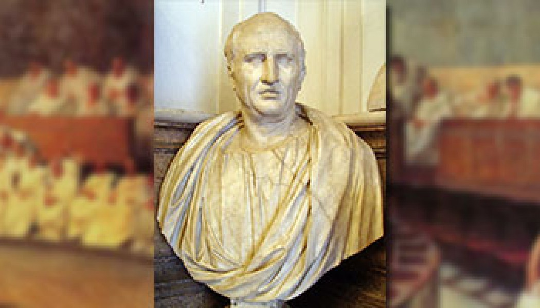 Cicero: Orator, Lawyer, Politician – December 7, 43 BC