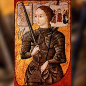 Joan of Arc Captured – May 23, 1430 AD