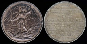 "1939 Belgium – Joan of Arc – Brussels City ""Commission"""