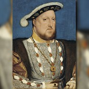 Henry VIII of England and Anne of Cleves – July 9, 1540 AD