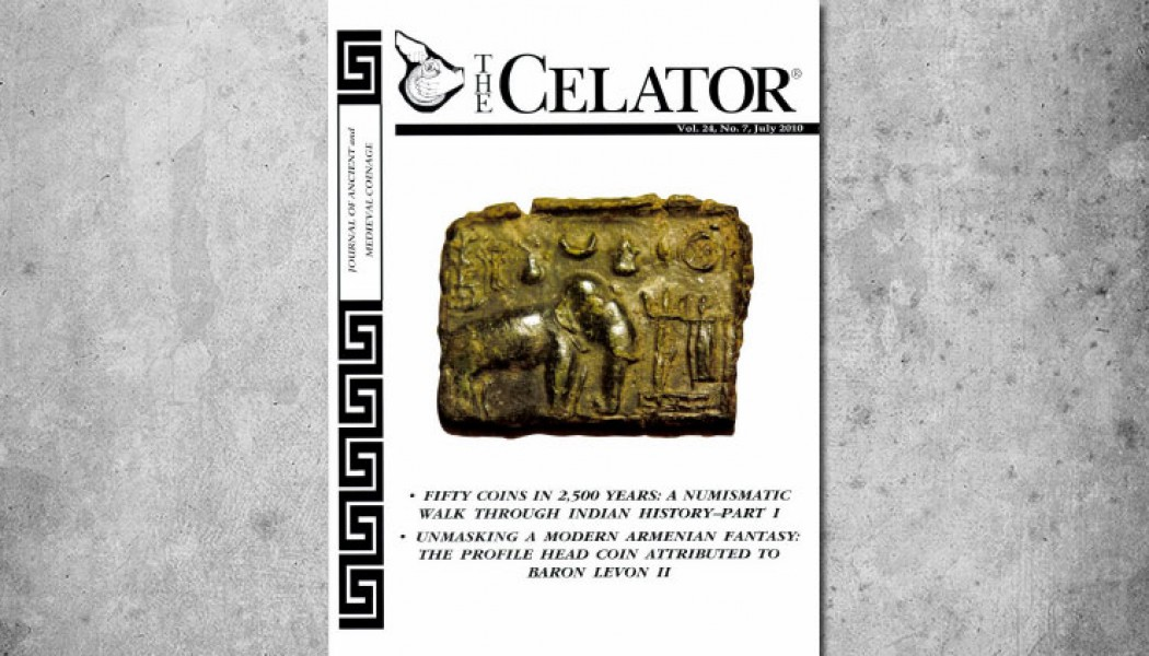 The Celator – Vol.24 No.7