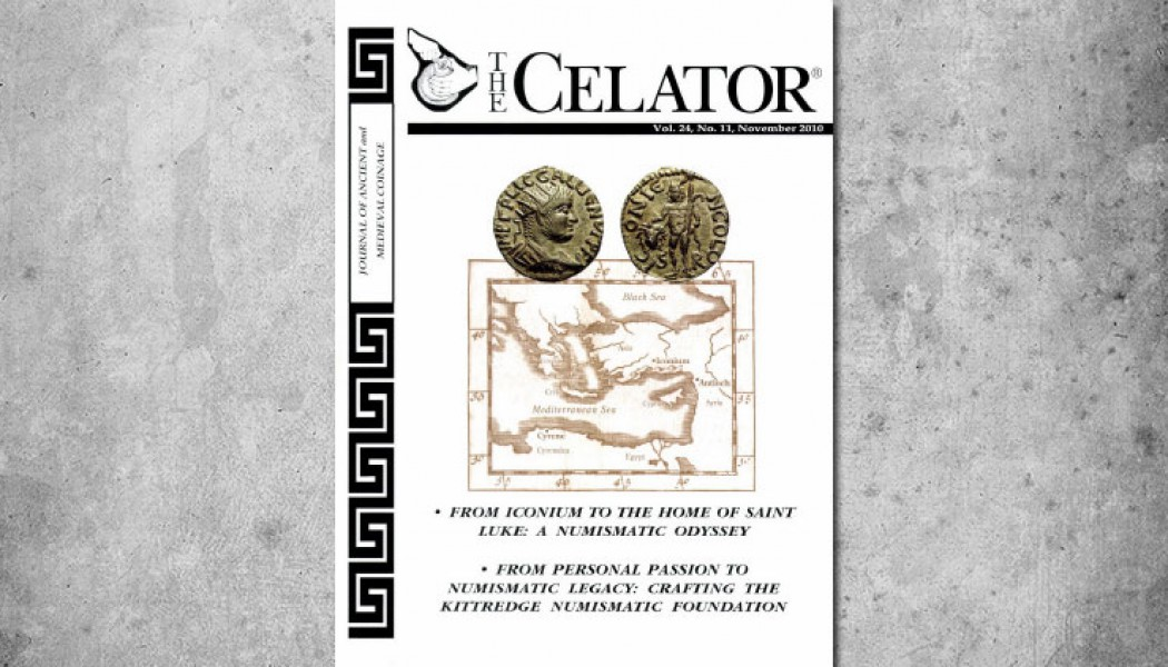 The Celator – Vol.24 No.11