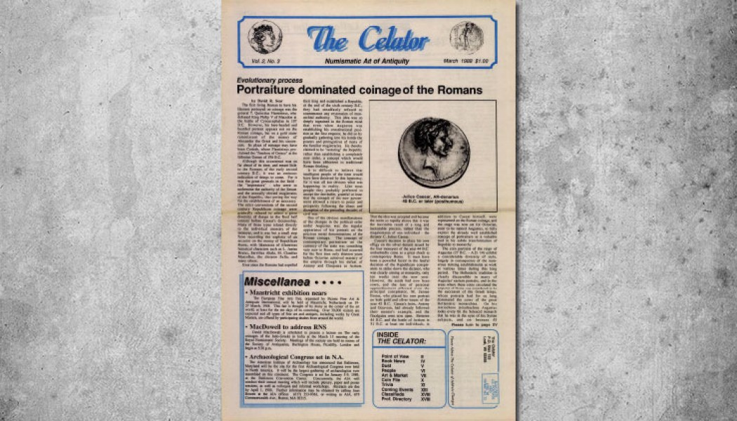 The Celator – Vol.02 No.03
