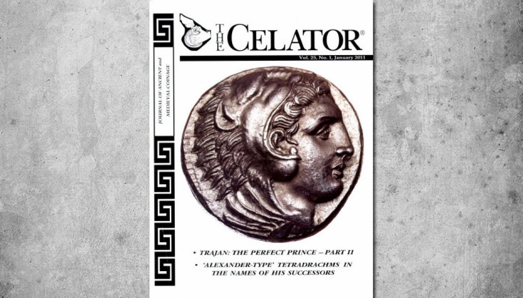 The Celator – Vol.25 No.01