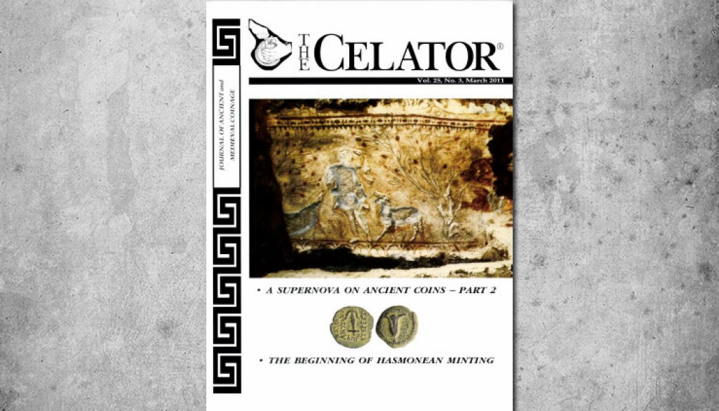 The Celator – Vol.25 No.03