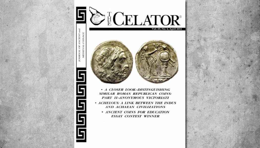 The Celator – Vol.25 No.04