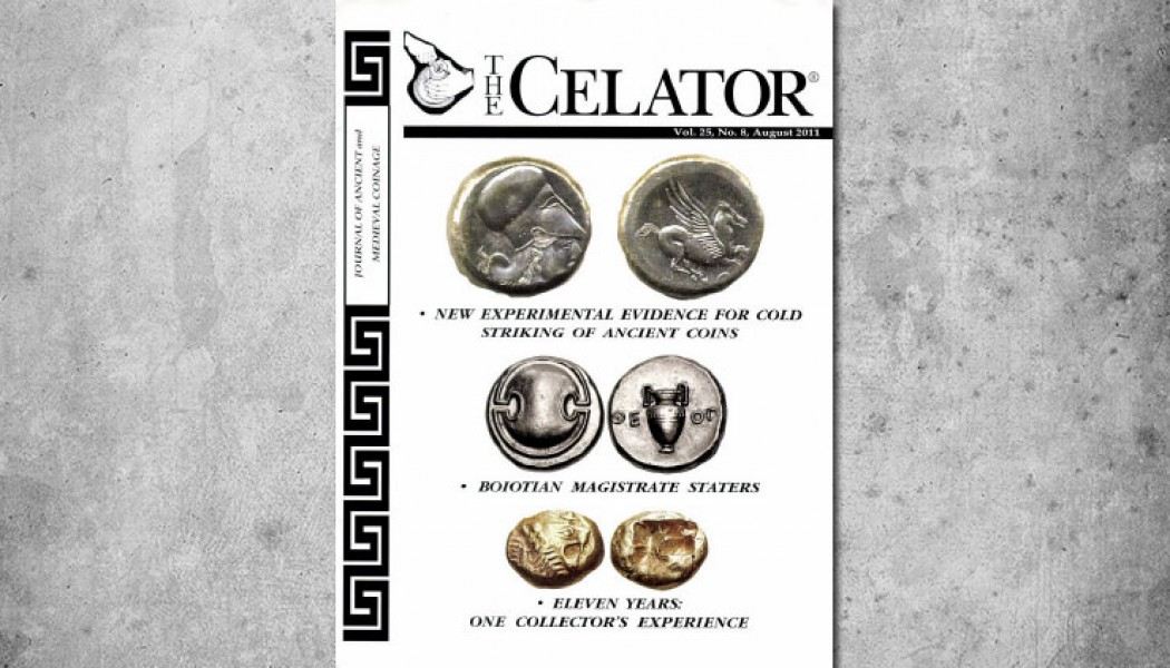 The Celator – Vol.25 No.08