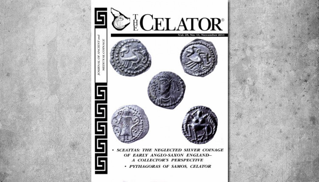 The Celator – Vol.25 No.11