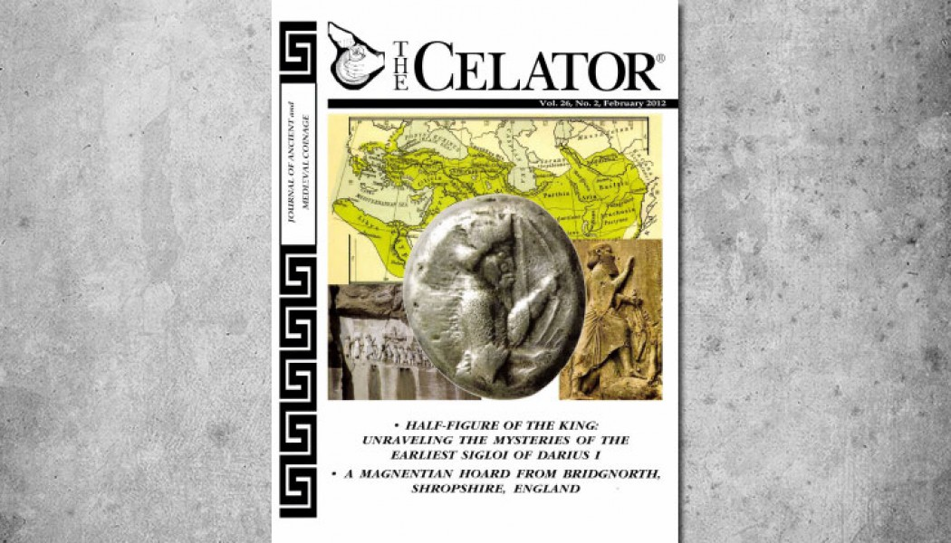 The Celator – Vol.26 No.02