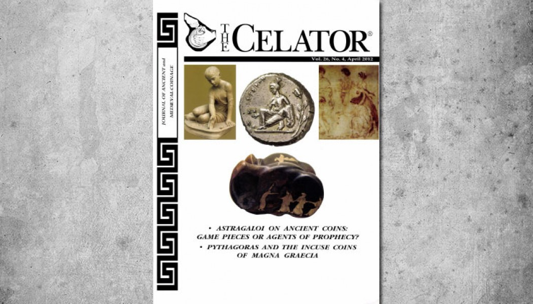 The Celator – Vol.26 No.04