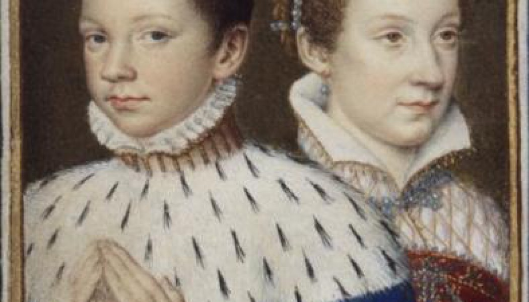 Mary, Queen of Scots. 14 December 1542.