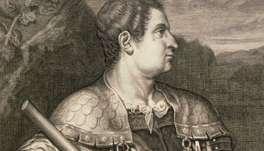 Otho, Emperor of Rome. January 15, 69 AD.