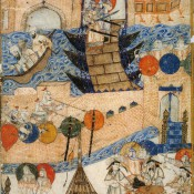 The Destruction of Baghdad. 10 February 1258.