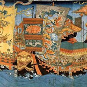 The Battle of Yamen. March 19, 1279.
