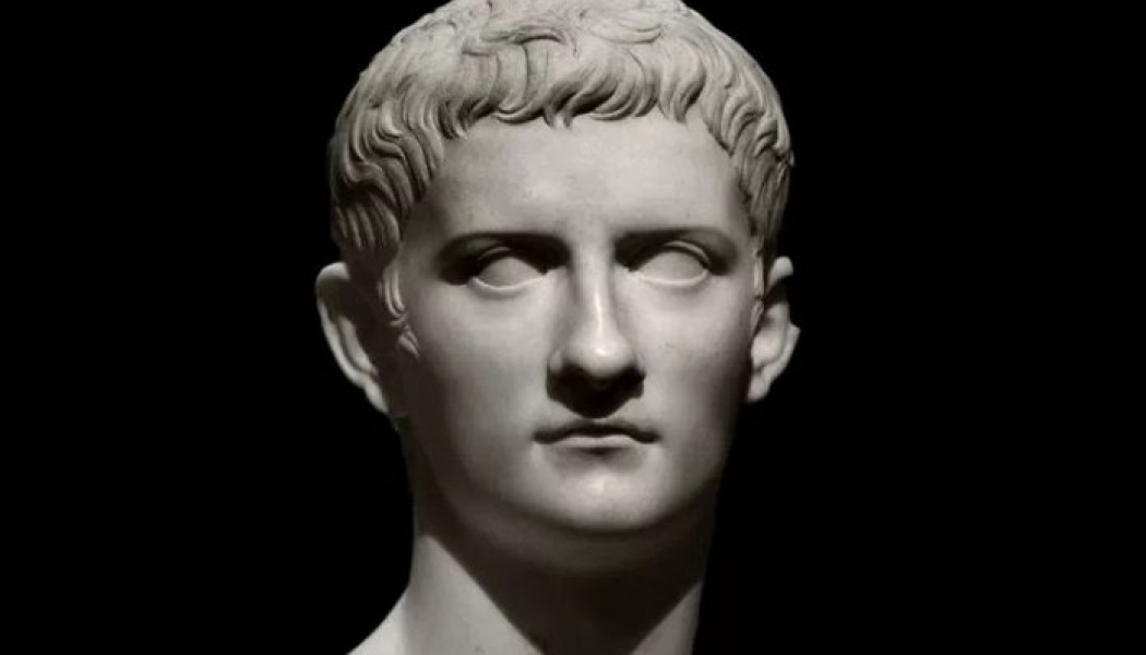 Caligula Emperor. March 28, 37 AD.