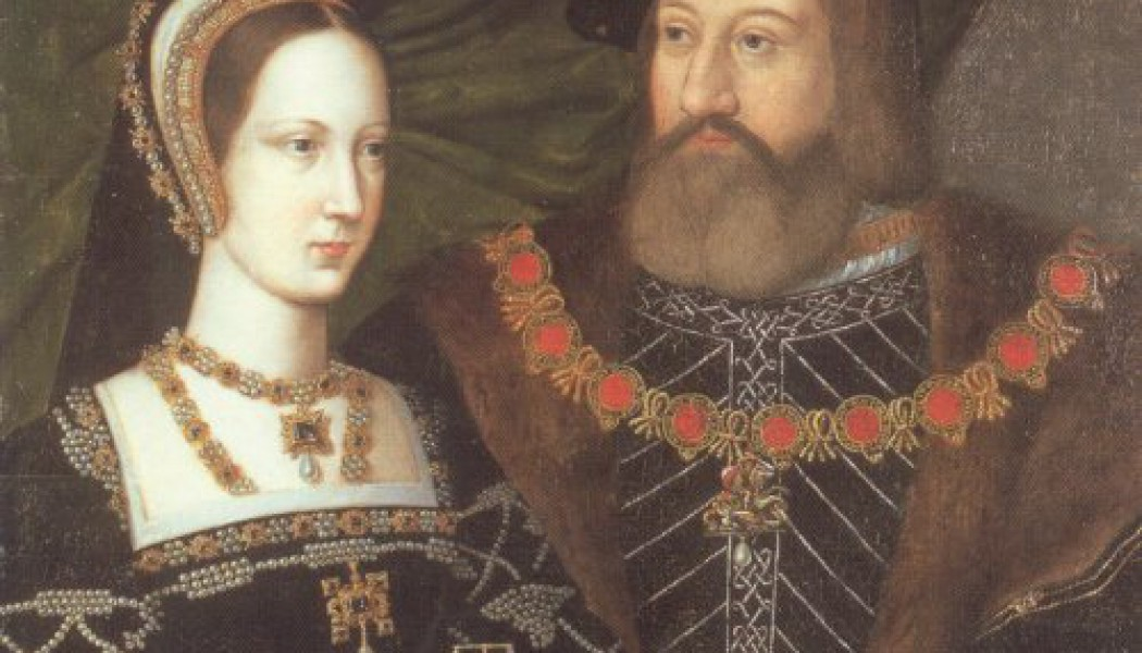 Mary Tudor´s second marriage. May 13, 1515.