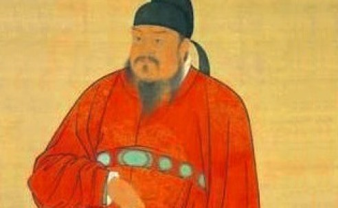 The foundation of the Tang Dynasty. June 18, 618.
