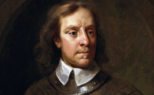 Cromwell´s exhumation and execution. January 30, 1661.