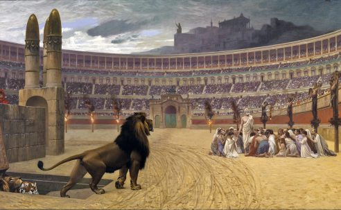 February 23, 303. The Diocletianic Persecution.