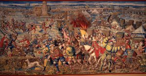 The Battle of Pavia. February 24, 1525.