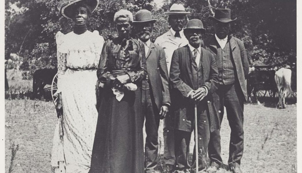 Juneteenth. June 19, 1865.