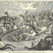 The Battle of Pinkie. September 10, 1547.