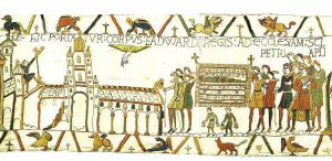 The Consecration of Westminster Abbey. December 28, 1065.
