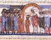 Bardas Phocas against Basil II. February 7, 987.